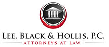 Lee, Black & Hollis, P.C. Logo